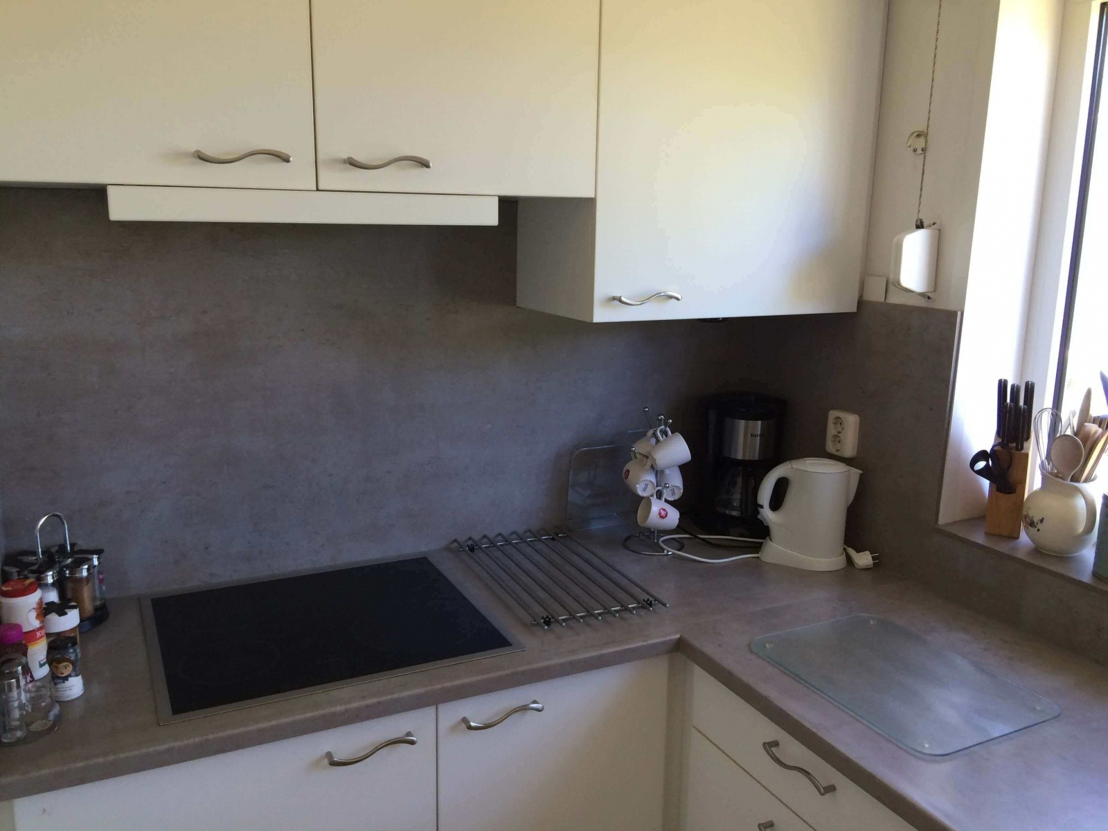 De keuken | Vakantiebungalow Joossesweg 65, Westkapelle