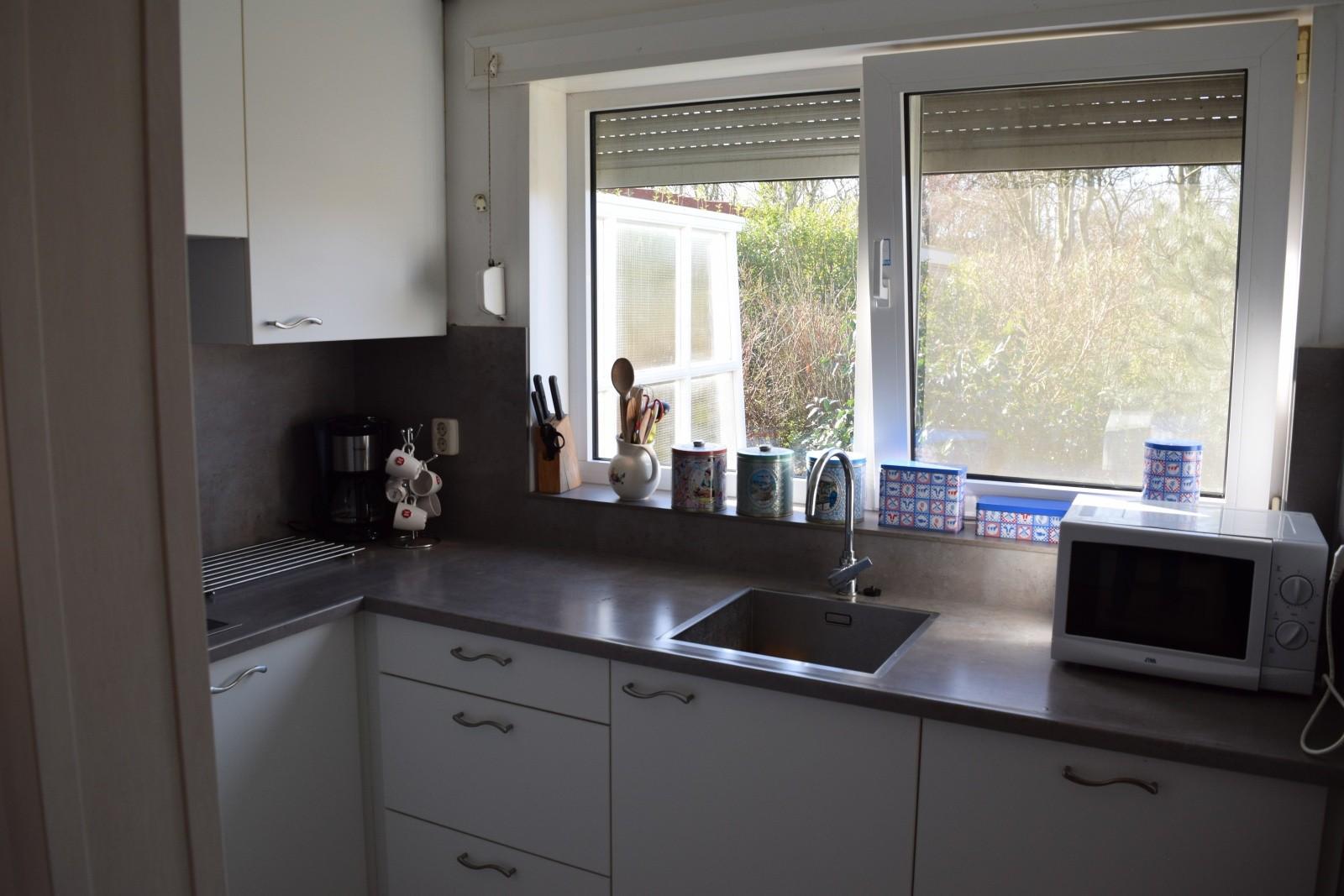 Keuken  |Vakantiebungalow Joossesweg 65, Westkapelle