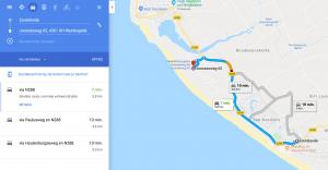 zoutelande-route